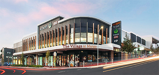 Image of the Village at Margs shopping centre